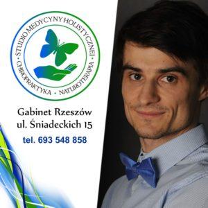 Studio Medycyny Holistycznej – Gabinet Masażu i Chiropraktyki – Mariusz Dąbrowski